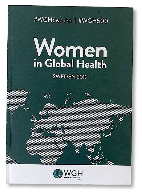 Framsida Women in Global Health