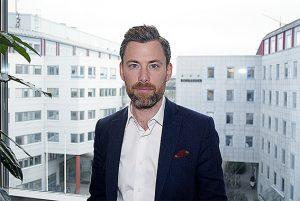 Olle Engdegård, chef för prediktiv modellering, UC