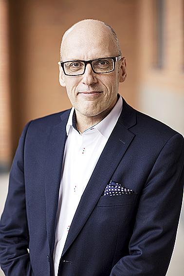 Porträtt Ulf Wikström
