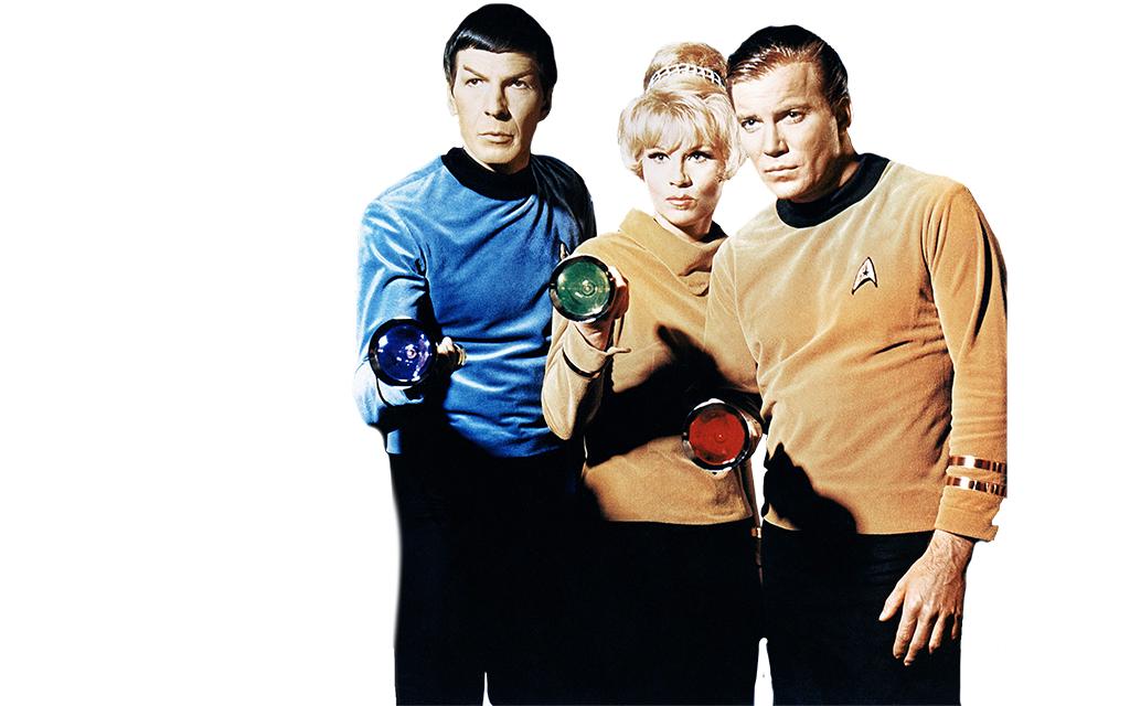 Bild från filmen Star Trek