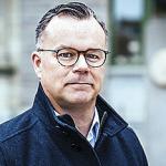 Porträtt Johan Lindström, Atea