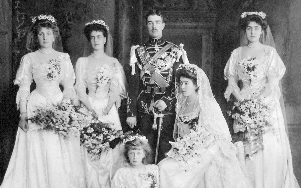 Kronprinsessan Margaretas bröllop 1905