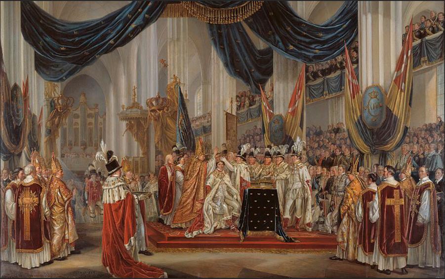 Karl XIV Johans kröning