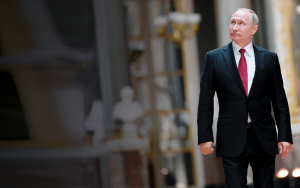 Rysslands president Putin